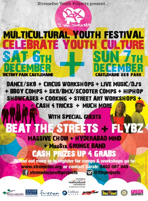 Xtreme Inc Youth Festival