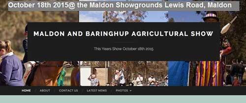 Maldon Show